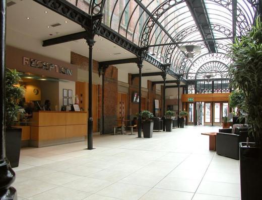 Atrium by Bridgestreet Hotel