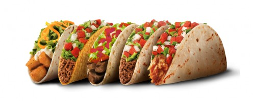 All of the Fresco items on Taco Bell's menu come in under 400 items.