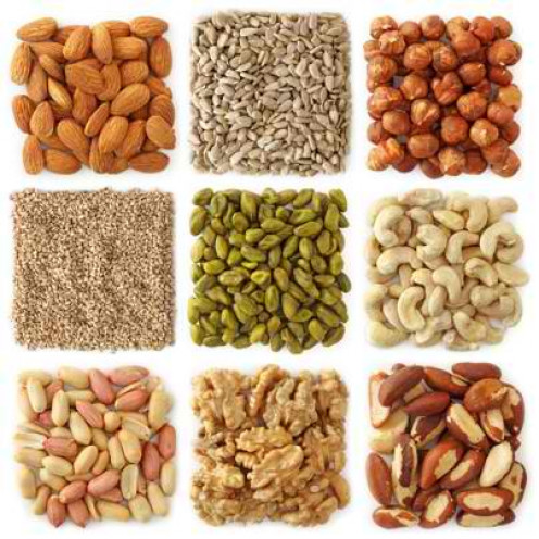 Nuts and seeds are important components of a healthy meal plan.