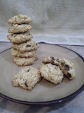 Scrumptious Gluten-Free Oatmeal Chocolate Chip Cookies