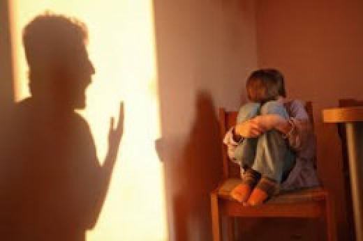 Such parents do not believe in enrichening&/or constructive corrective measures.They see nothing wrong with using harsh corrective measures.They surmise that they are helping their children-NOT!