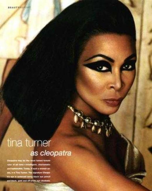 Tina Turner, Cleopatra