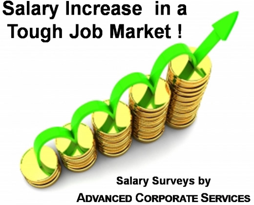 Salary Increase  in a Tough Job Market