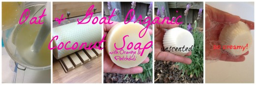 Oat & Goat Milk Natural Skin Peeling Soap