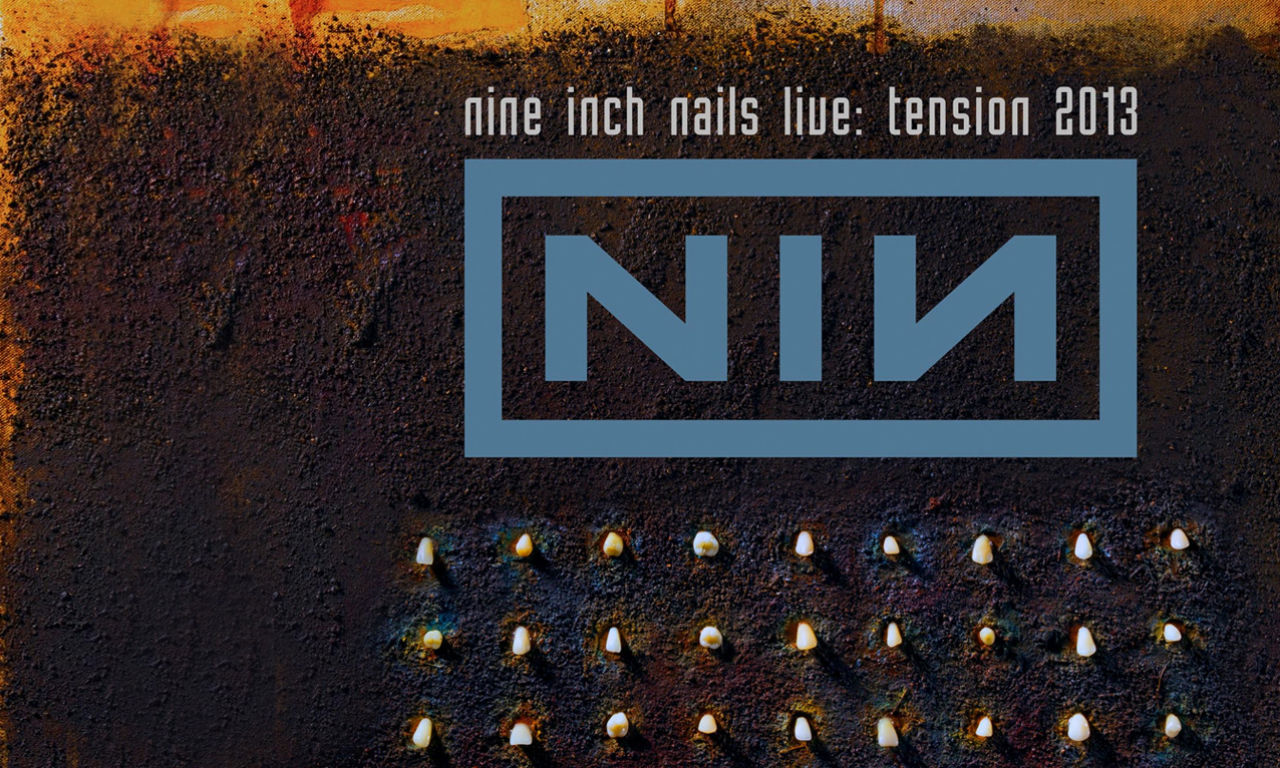 Nine Inch Nails Live: Tension 2013 - BB&T Center in Sunrise, Florida ...
