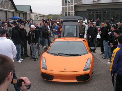 Underground Racing Twin-Turbo Gallardo Superleggera