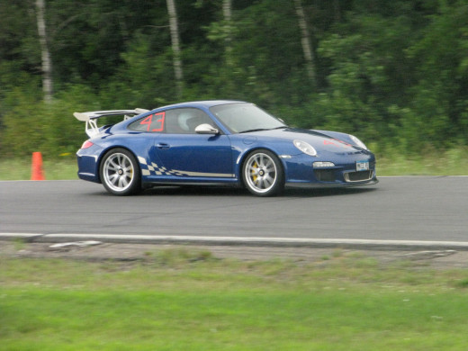 997.2 GT3 RS at home... on the track!