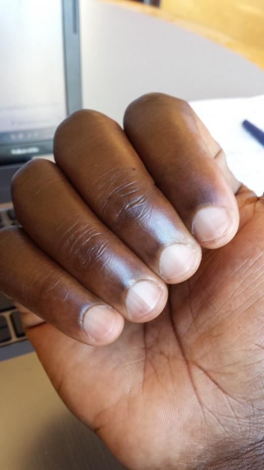 Manicure is good practice