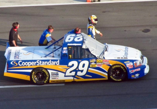 Kligerman spent parts of three seasons driving for Brad Keselowski in the truck series