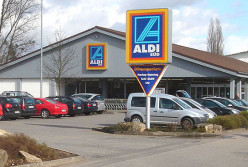 A Whole Kart of Grocery Shopping for Under $100 at Aldi