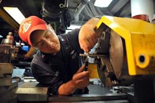 machine repair man