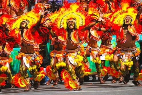 The Lively Celebration of Ati-Atihan Festival