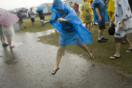 Jumping in puddles is fun!--Wikimedia commons