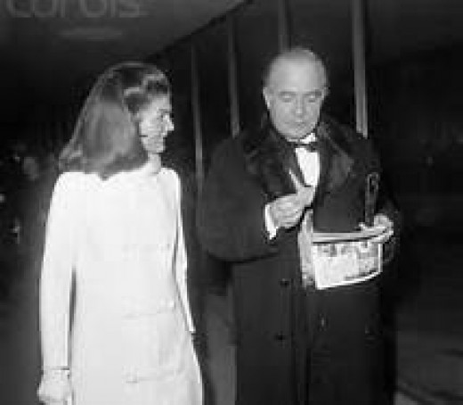 Samuel Barber with who?