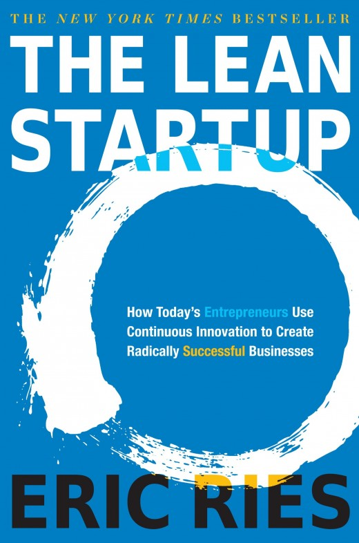 The Lean Start Up by Erick Ries