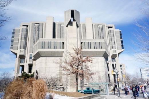 Toronto University Library