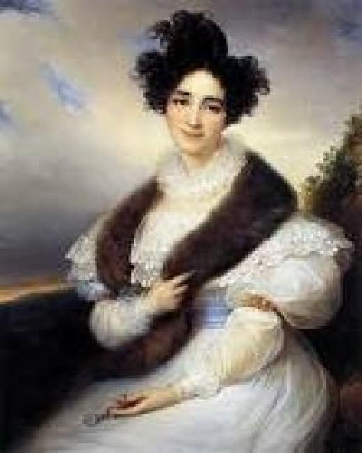 Lady Sophia Amelia Smethik-Prothero.