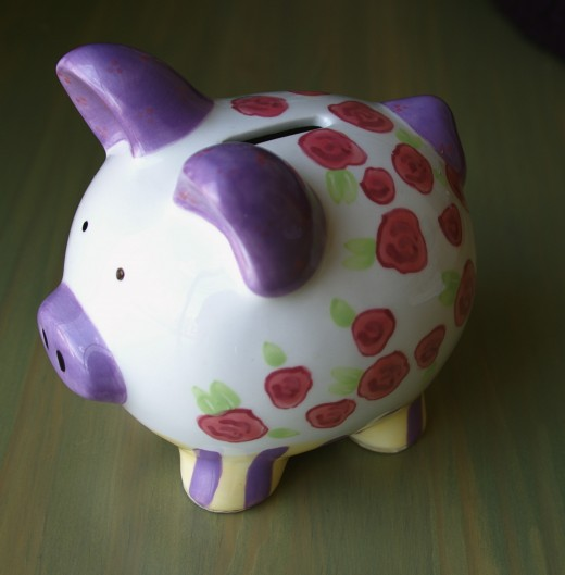 Put Money In Your Piggy Bank