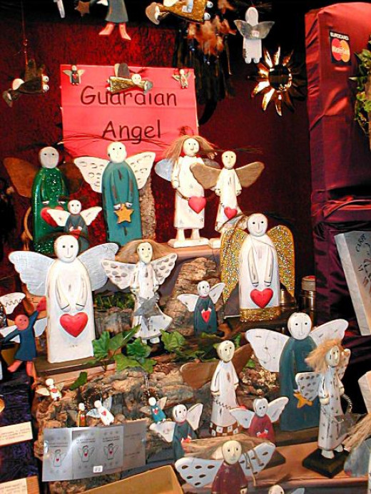 Finding the Perfect Angel for the Christmas Tree