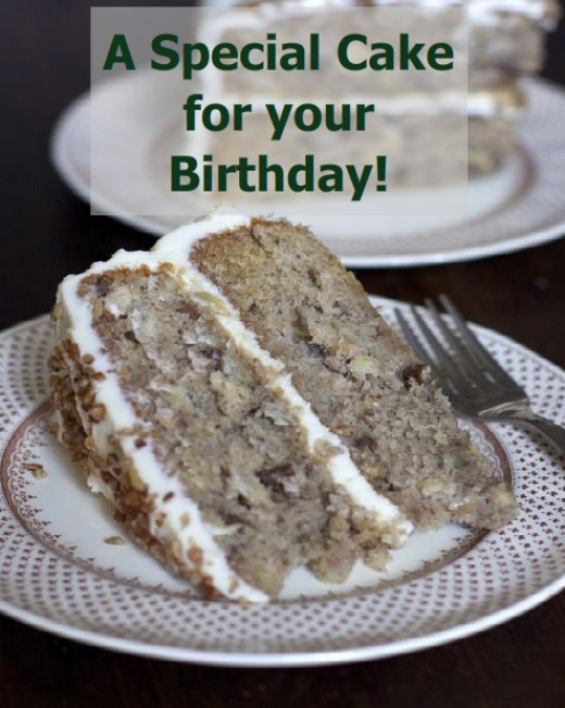 Wish your mom with a special birthday cake.
