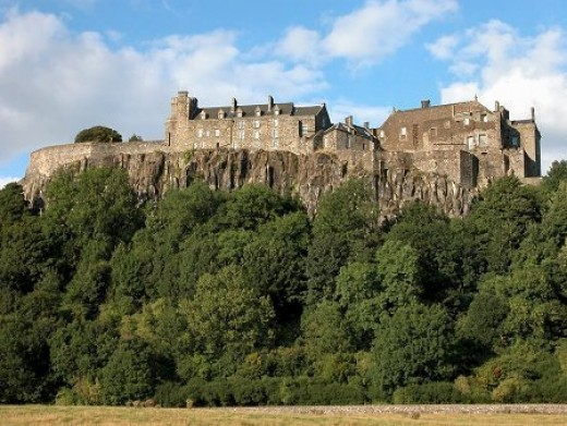 The Forth gave Stirling a key place in Scottish history.