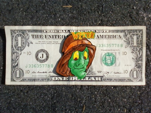 Witch Dollars