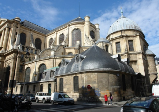 sites of paris