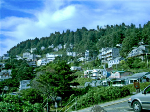 Hillside Homes--Oceanside, Oregon