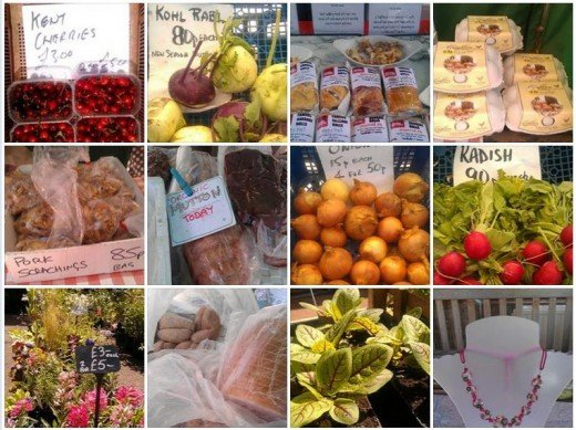 London's Farmer Markets