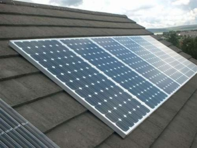 Example of Solar Panels