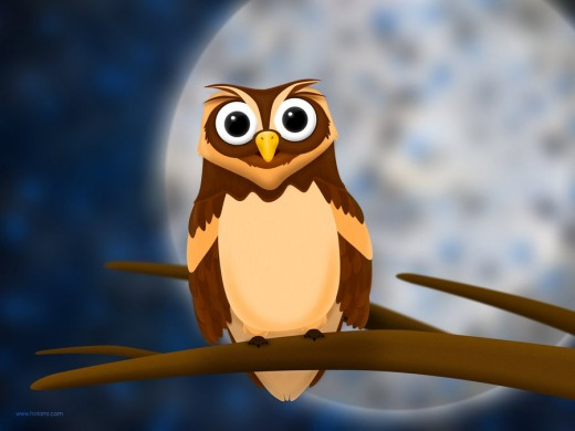 Don't be a night owl. Go to bed!