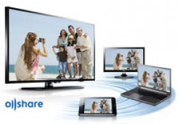 Samsung AllShare Play lets you and your family seamlessly share your content across DNLA-connected Samsung devices, regardless of where you are, without the need for a network, cables, or a connecting device.