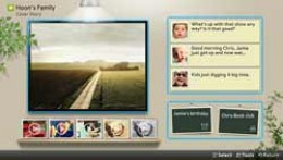 Share your most previous family moments with Family Story on your new Samsung Smart TV. Family Story provides a quick way to upload photos to a gallery, even from your mobile device. You can also chat in real time, post messages, and share important