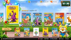 Kids Story combines home entertainment and education with Samsung's new Smart TV. Through this TV, we can recommend a variety of child-friendly programming so you can watch your child enjoy the pleasures of learning. The fun and exciting games will e