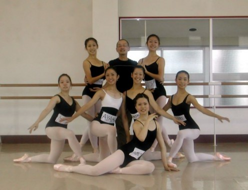 Japan International Youth Ballet.