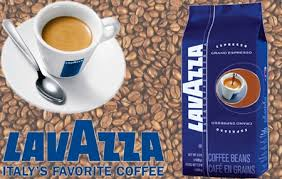 Lavazza coffee was founded in Italy in 1895