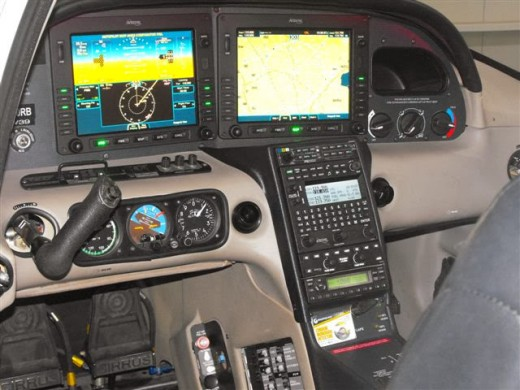 Inside the Cirrus