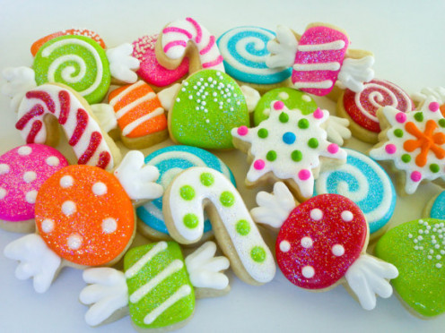 Fun & Easy Sugar Cookies!!