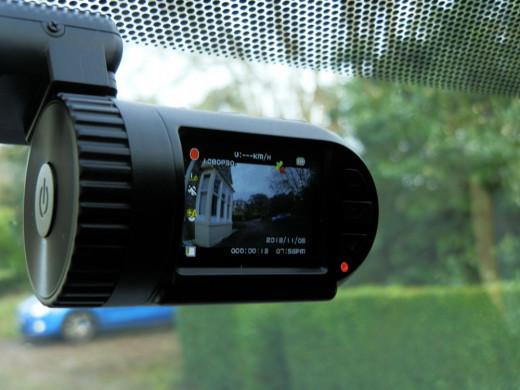 topp 10 dash-kameraer