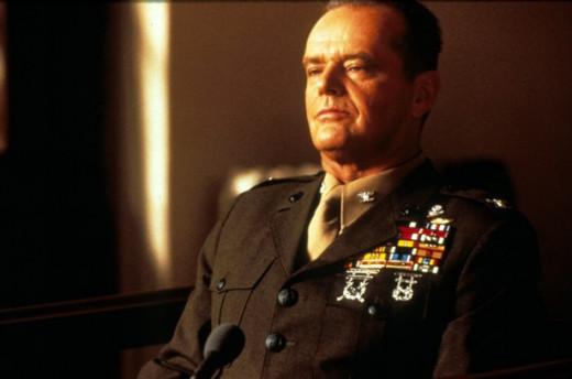 Colonel Nathan R. Jessup, United States Marine Corps, Guantanamo Bay Cuba