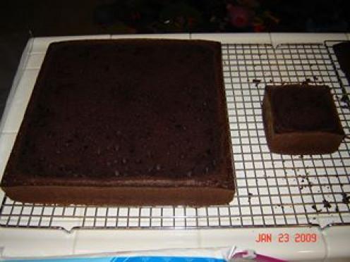 Basic sheet cakes?  Why not?