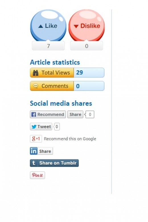 Bubblews pays per like, view, comment, or media share