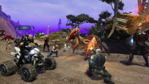 Thanks to lifted restrictions on mob tagging rules, Defiance makes absolutely sure that other players are not a nuisance.