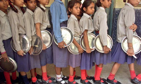 School Meal - Food for Body and Mind both