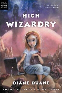 High Wizardry (Young Wizards #3) by Diane Duane