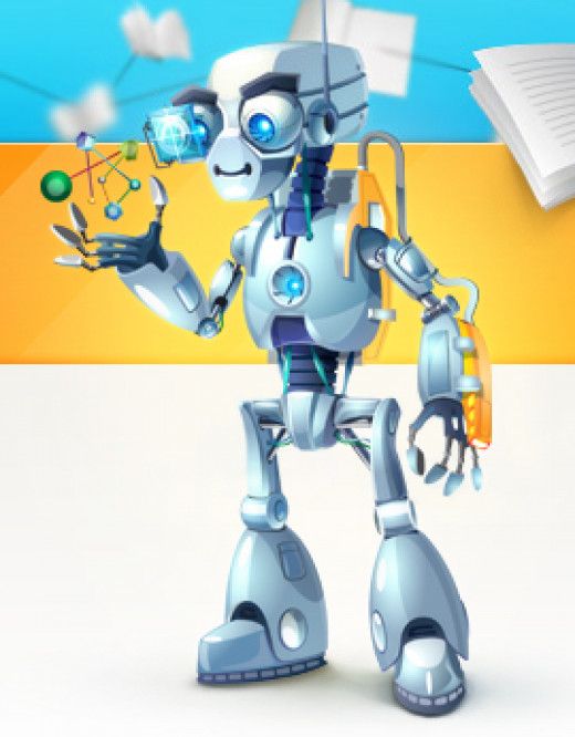 The Dr.Explain Robot Logo is owned by Indigo Byte Systems and is used with its permission.
