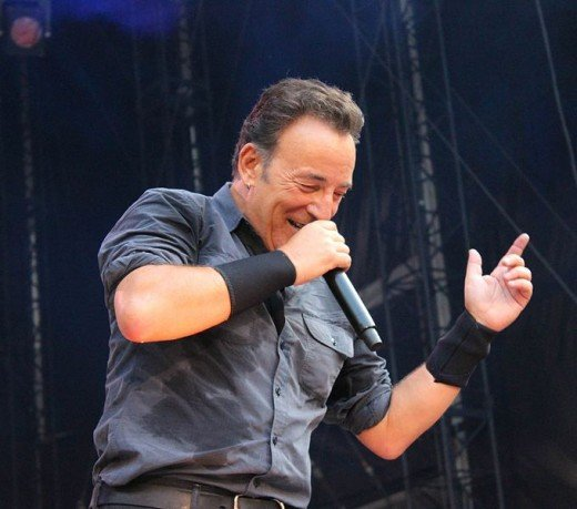 Bruce Springsteen, Monchengladbach, Germany 2013