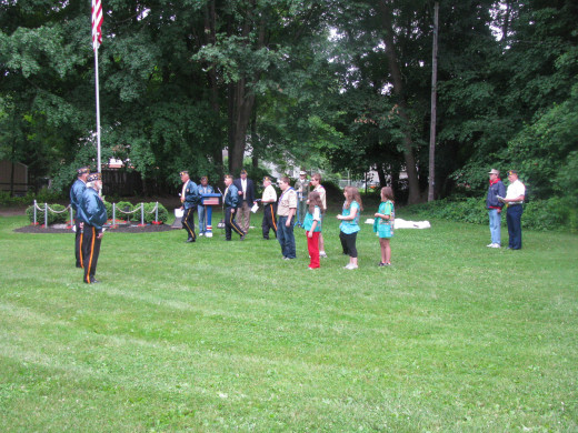 American Legion Flag Day Celebration