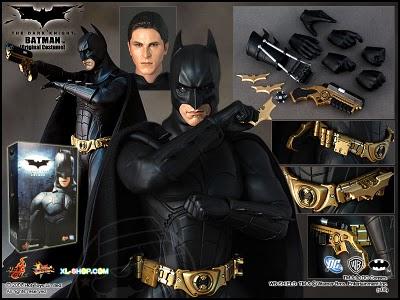 Batman's gadgets