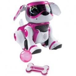 Pink Teksta Puppy